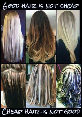 Where to find good hair extensions the best hair 2017 aliexpress 5 clips in hair extensions good quality pmusecretfo Image collections