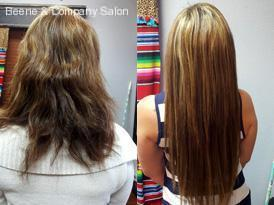 Hair Extensions Hurst Tx Beene And Company Salon