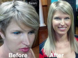 Hair extensions hurst tx beene and company salon our hair extensions gallery pmusecretfo Image collections